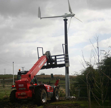 Sw 3kw Wind Turbine Senwei China Small Wind Turbines Wind