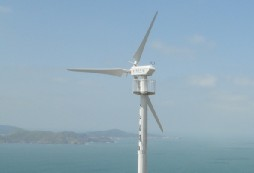 passivity pitch 20KW SWT wind turbine coast