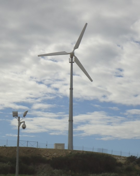 SWT-50KW variable pitch wind turbine project- II